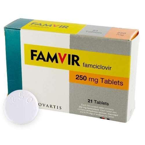 Famvir (Famciclovir) 250mg-500x500