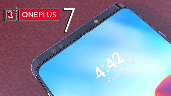 desain Smartphone Oneplus 7
