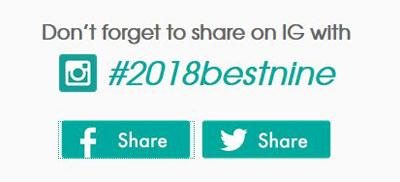 2018BestNine share
