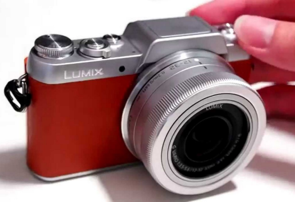 Panasonic Lumix DMC GF7K