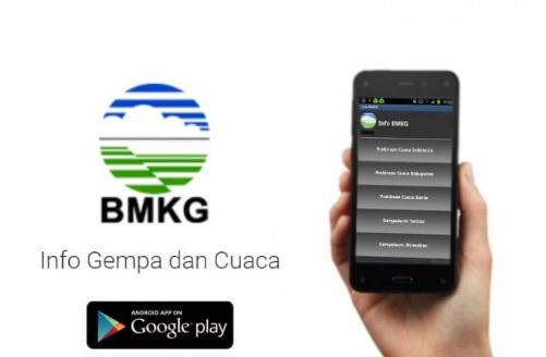 Aplikasi Info BMKG Untuk Cek Gempa dan Cuaca