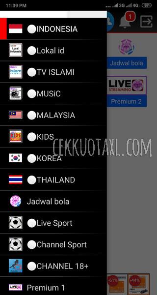 Aplikasi KPN TV 2