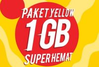 Cara Aktifkan Paket Yellow iM3 Indosat Ooredoo Murah