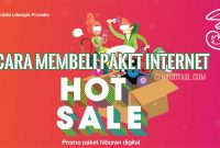 Cara Membeli Paket Internet Hot Sale 3