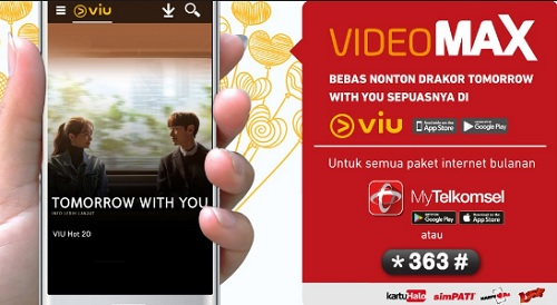 Cara Menggunakan Kuota VideoMax Telkomsel Terbaru