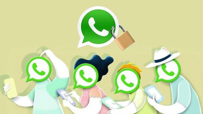 Cara Mudah Kunci Aplikasi WhatsApp Di Android