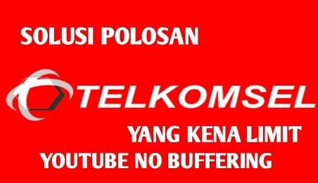 Cara Polosan Telkomsel No Limit Terupdate 2018