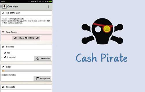 Cash Pirate