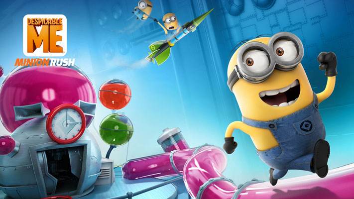 game endless runner Minion Rush