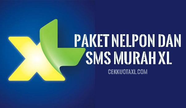 Pilihan Paket Nelpon dan SMS Murah XL