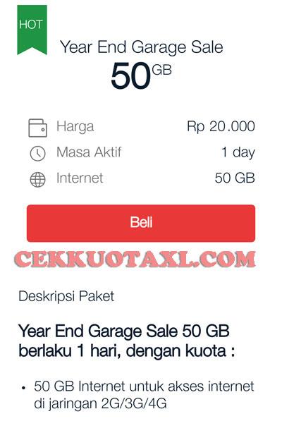 Garage Sale best deal 50GB