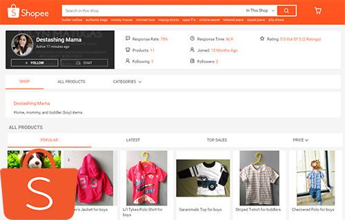 Aplikasi Belanja Online Gratis Ongkir Shopee