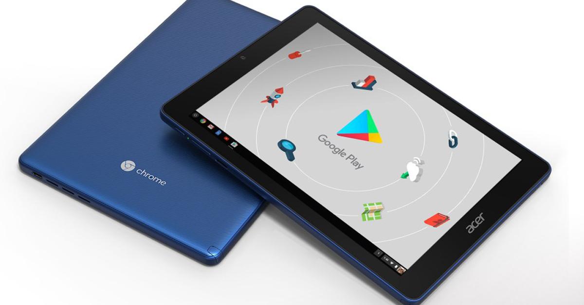 Spesifikasi dan Harga Acer Chromebook Tab 10, Tablet Terbaik di Dunia 2019