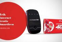 Trik Internet Gratis Smartfren Dengan Modem Mifi
