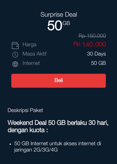 WeekendDeal-50GB-Beli
