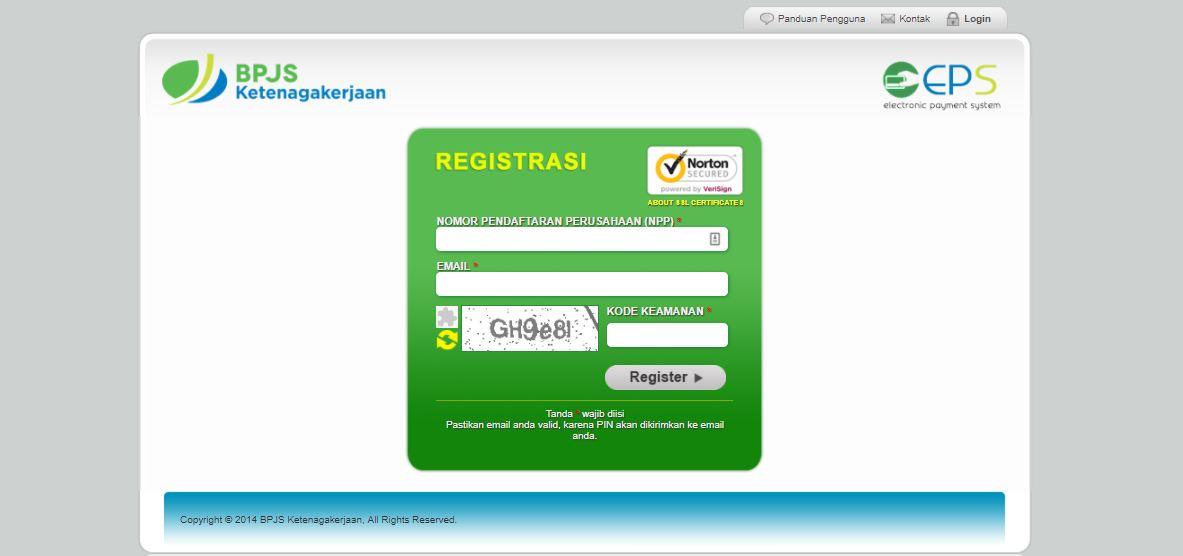 Panduan pendaftaran BPJS Ketenagakerjaan