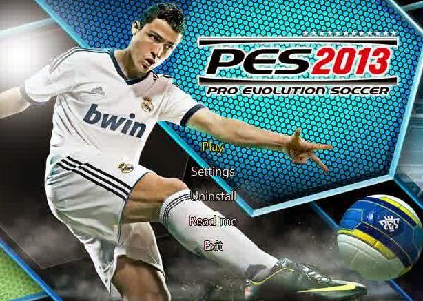 cara instal PES 2013 play