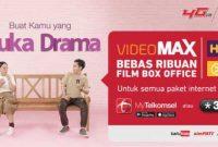 paket kuota videomax telkomsel