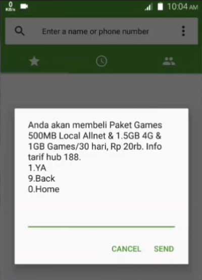 kuota gamesmax telkomsel murah