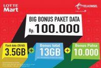 paket internet telkomsel gratis