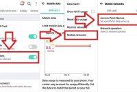 Cara setting APN Indosat 3G 4G 1