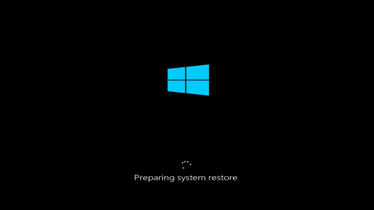 Penyebab dan Cara Mengatasi Black Screen di OS Windows 10