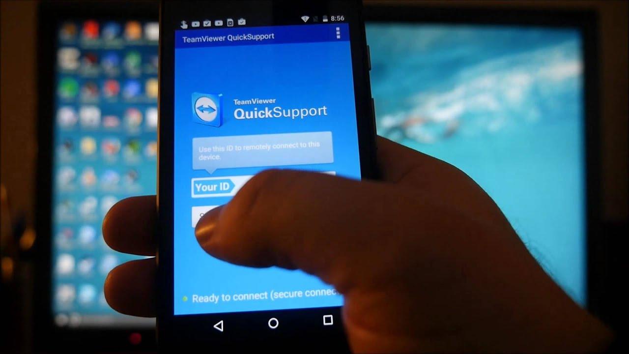 Cara Remote HP Android dari PC atau Laptop