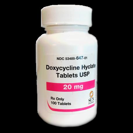 Fungsi dan Dosis Obat Doxycycline (2)