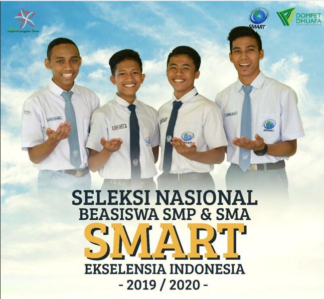Beasiswa sekolah Ekselensia Indonesia