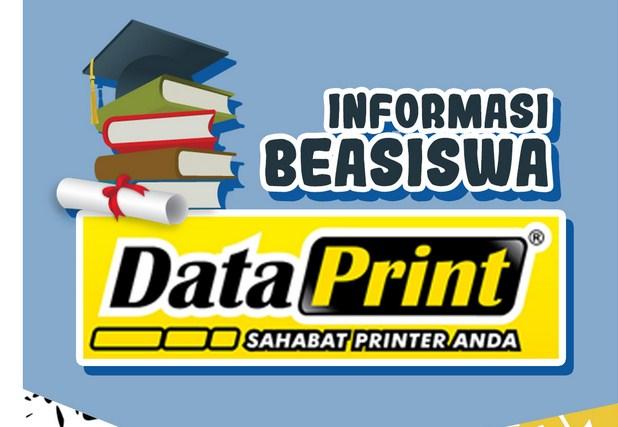 Beasiswa sekolah data print untuk SMP