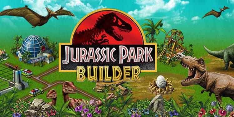 Jurassic-Park-Builder