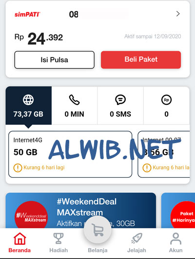 My-Telkomsel-50GB