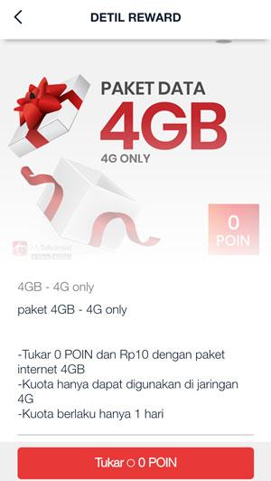 Paket-data-4Gb-4G-Only