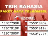 Daftar Kode Paket Internet Murah Telkomsel Terupdate 2018