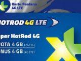Harga Paket Hotrod XL Axiata Terupdate 2018