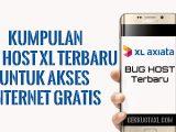 Kumpulan Bug Host XL Terbaru Untuk Akses Internet Gratis