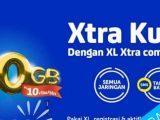 Kuota Murah XL 30 GB Harga 10 Ribu Terupdate 2018